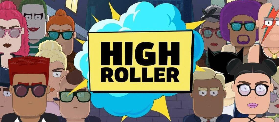 Storspelare - High roller